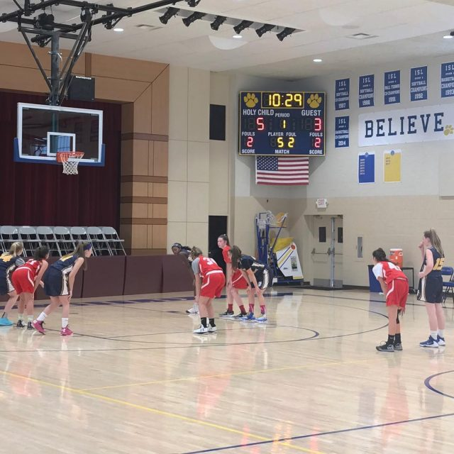 Varsity A Girls went down to the wire with BShellip